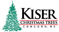 Kiser Christmas Tree Farm in Concord, North Carolina